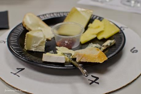 Cheese clock 2