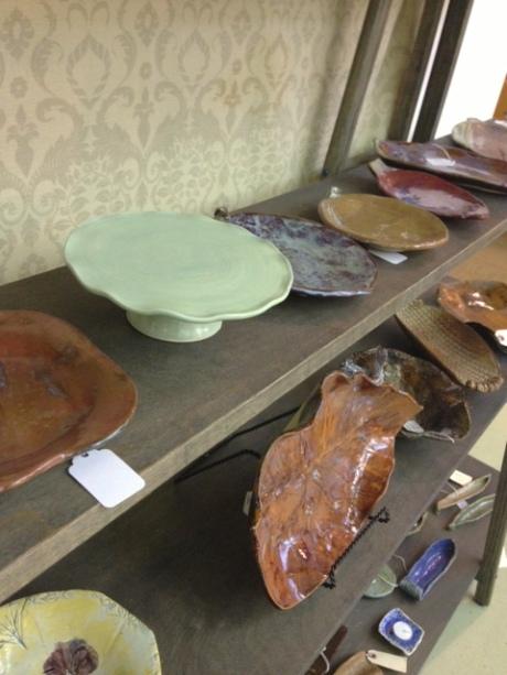 Limits Keep handmade pottery