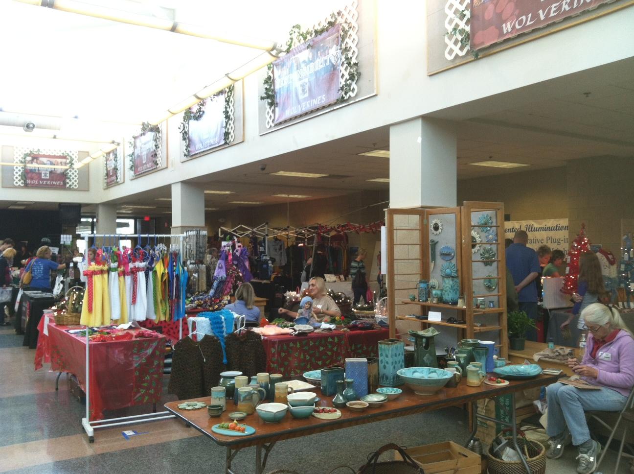get your shop on wakefield s mistletoe market ready for