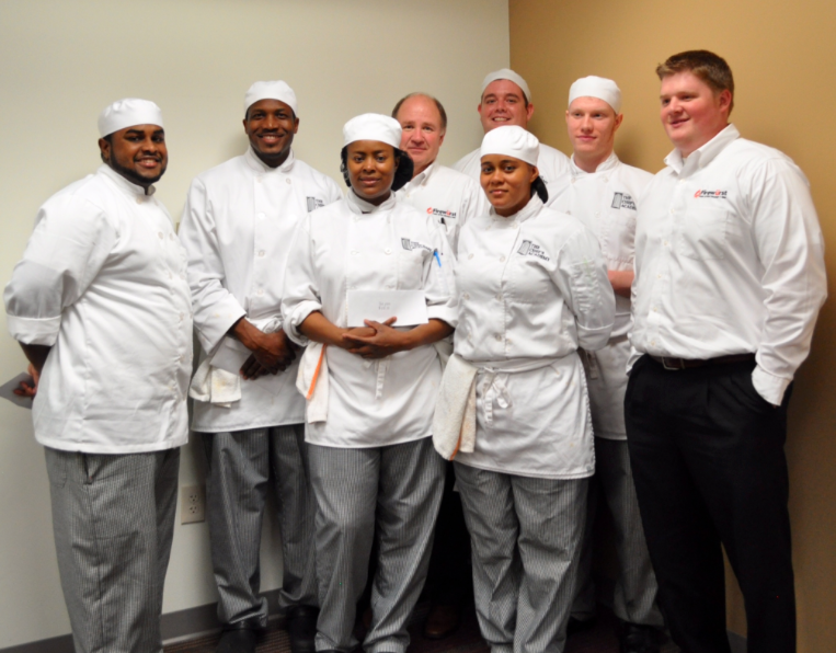 The Chef's Academy Team