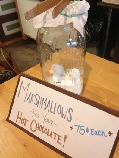 Escazu Marshmallows