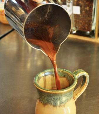 Spain Hot Chocolate