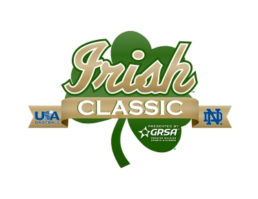 USA Baseball-Irish Classic logo