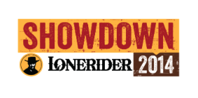 Lonerider Showdown 2014