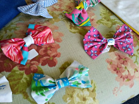 Bow-ties at Kennedy&Grace in Garner