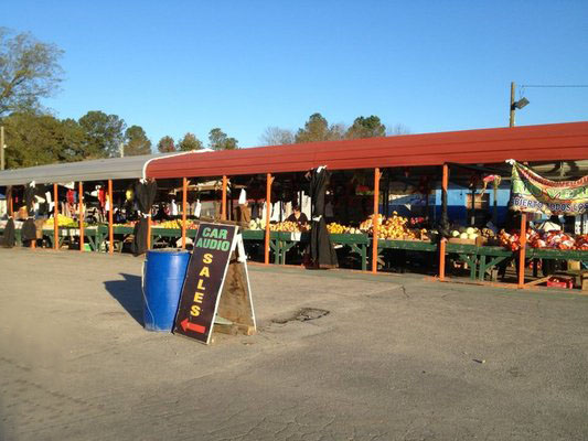 Greater Raleigh Flea Markets The Thrill Of The Hunt
