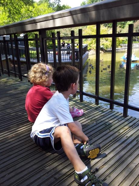Fun at Pullen Park