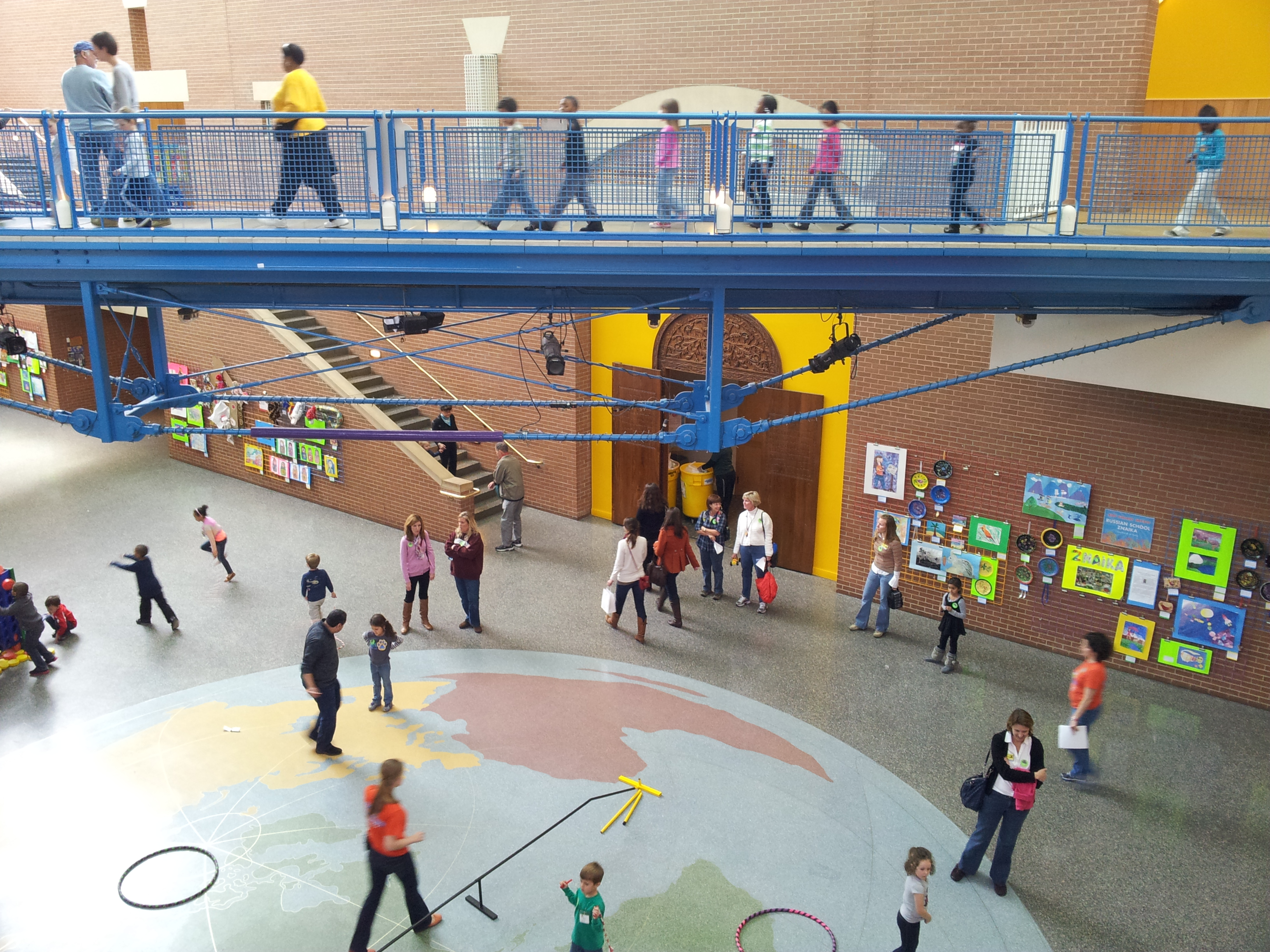 Marbles Kids' Museum