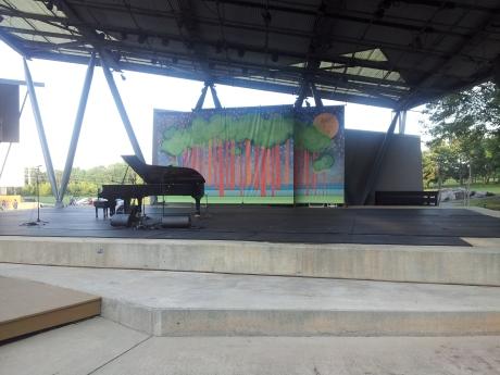NCMA stage