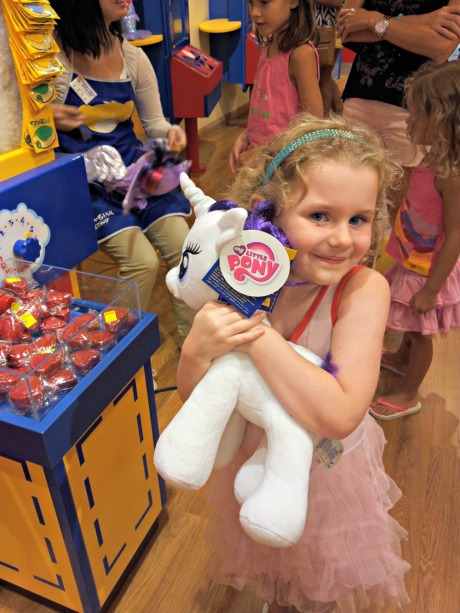 Build A Bear at Crabtree Valley Mall