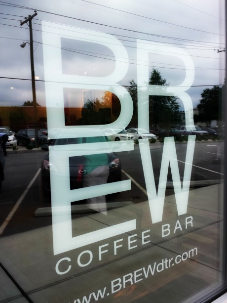 BREW Coffee Bar Raleigh