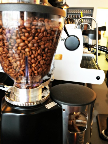 Brew Downtown Raleigh Coffee