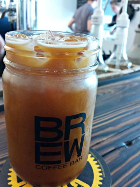 BREW Nitro Cold Brew