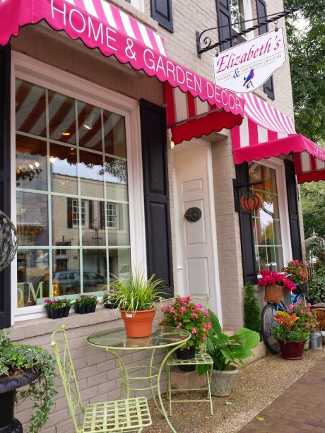 Elizabeth's Home and Garden Shop in Cary, Gardens shops in Greater Raleigh