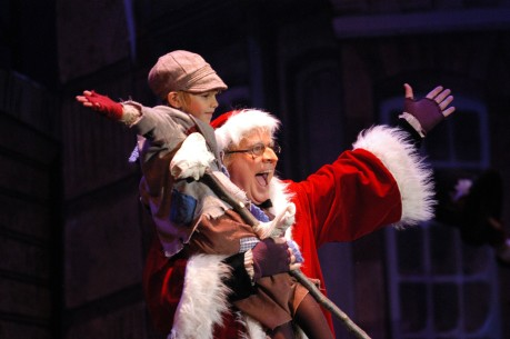 A Christmas Carol in Raleigh, N.C.