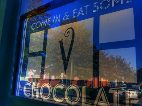 Visitors are welcome at Videri Chocolate in downtown Raleigh NC