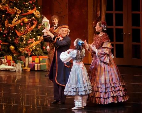 Carolina Ballet's The Nutcracker in Raleigh
