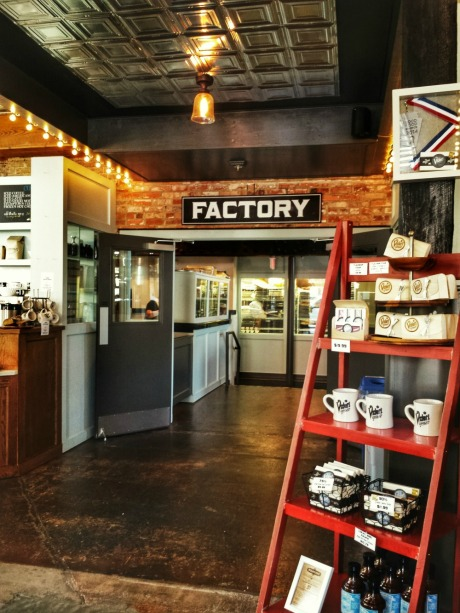 Videri Chocolate Factory in Downtown Raleigh, NC