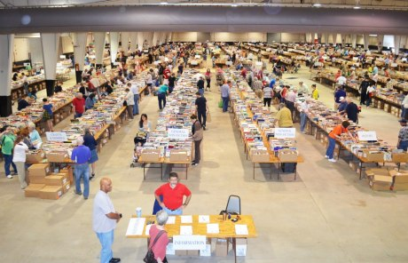 Wake County Libraries Annual Book Sale in Raleigh NC