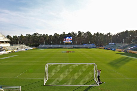WakeMed Soccer Park in Cary NC