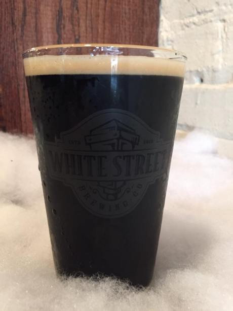 White Street Brewing Company seasonal ale