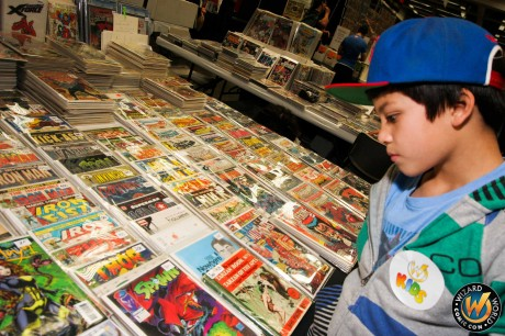 Comic book fun for all ages