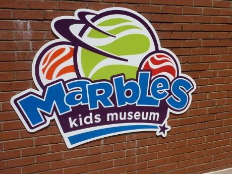 Marbles Kids Museum in Raleigh NC