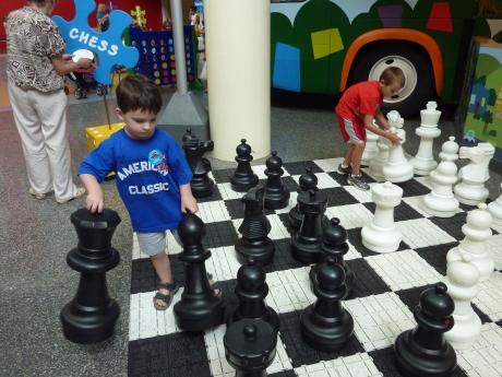 Marbles Kids Museum in Raleigh NC