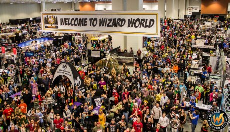 Wizard World hall #1